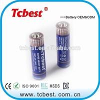 hot sale for carbon zinc 2x1.5v r6 aa um3 battery