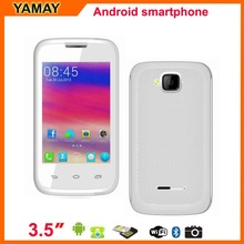 cheap mobile phone in china 3.5inch android 256mb ram 512mb rom dual sim wifi