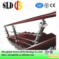 top venda interior corrimão escada de projetos