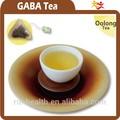 Gaba vert, noir, thé oolong sachet filtre en papier/isogarantie thé/de thé au lait