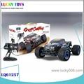 Nitro monster truck 2.4g juguetes de radio control de la rueda 4 de alta velocidad rc off- carretera de coches de juguete kid's para vehículos de juguete
