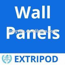 Extripod fast construction eps foam concrete wall panel