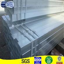 galvanized 25*25 square tube metal