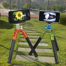 Smartphone Holder adjustable professional tripod compact