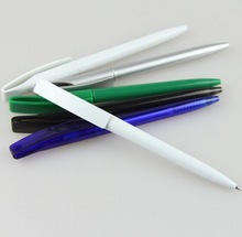 Hotel ballpoint pen with twist action simple and cheap