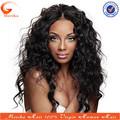 بيع الطبيعية الساخنة لون عميق مجعد الشعر البشري الدنتلة كامل الجملة، الطبيعية شعر مستعار للأسود