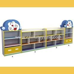 China cute furniture of comic book storage cabinet[H81-15]