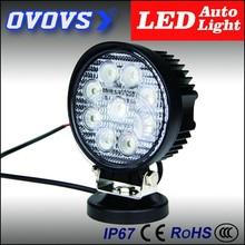 OVOVS high lumen new 27w car led tuning light/led work light for driving car