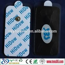 Body care health monitors multi-shape botton electrodes TEMS,Medical Adhesive Non-woven cloth electict sheet EMS/wholesale