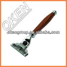 Sharp Blade & Comfortable Handle 100% Natural Bamboo Razor