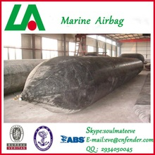 Made in China high quality marine ship landing & launching rubber airbag