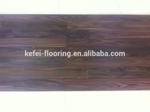 Ebony Solid Wood Flooring shooting on spot