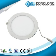 Made in cixi CE, RoHS certified zhejiang supplier led recessed panel light