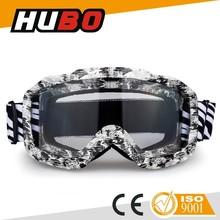 China adult cheap transparent lens dirt bike hot sale motocross sports eyewear