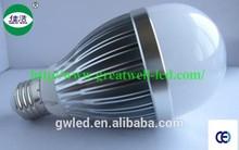 3 years warranty 9W high lumen ce rohs e27 led bulb GWLBC-7160-A1