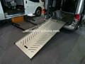 bewr electric cadeira de rodas para a rampa de carga van 350kg