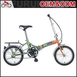Latest wholesale 16 inch fold up bikes