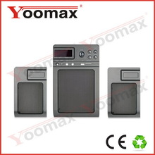 China multimedia speaker drivers--- usb,sd,fm,remote contorl,led display,high power