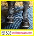 Gummi-matte stabil/Kuh mat/gummibeläge für pferd