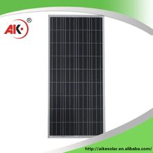 Continued hot poly solar panel 150 watt