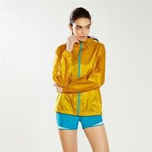 Women's ultralight waterproof hiking jacket