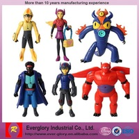 Hottest plastic diy toy action figure, action figurine toys