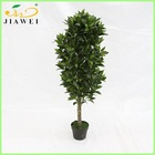 home fake decroative artificial topiary bay tree wood trunk for sale
