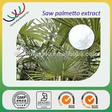 free sample fatty acid,HACCP KOSHER FDA saw palmetto extract,CAS No. 84604-15-9 fatty acid 45% saw palmetto extract