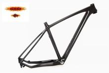 Bike racing frames bmx full carbon mountain bicycle frame exercise bike