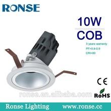 10W Round LED COB Wall Washer in Good Quality (XQ02A10C 10W)