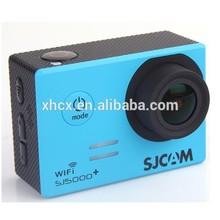 SJCAM SJ5000 plus wifi action camera waterproof 30m 16 Mega full HD sport DV 1080P 60FPS 170 Lens Waterproof Sports Cam Car HD D