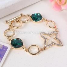 Factory direct wholesale Korean jewelry crystal bracelet crystal jewelry