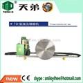 De energía hidráulica de corte herramienta equipo- d td001b pared hidráulica máquina de la sierra
