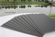 Photo album black paper 1.5mm