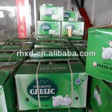 10kg /loose carton , size 5.5 purel white fresh natural garlic price