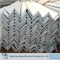 Galvanized carbon steel angle iron