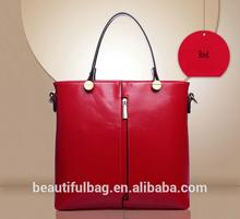 2015 women's fashion cowhide female bag messenger bag shoulder bag 100% genuine leather handbags