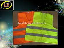 High Visibility Warning Safety Vest