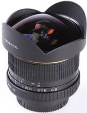 Super Wide 6.5mm f/3.5 Fisheye Lens for 5D Mark III II 70D 6D 60D 700D 7D