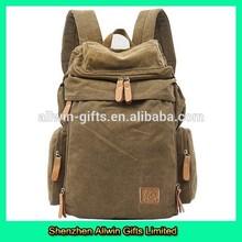 Travel Bag For Men Canvas Hiking Backpack