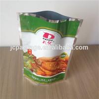packaging bag of Fried Chicken Seasoning /design Fried Chicken Powder bag