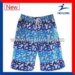 Healong 60% Cotton 40% Polyester 3D Digital Sublimation Print Beach Bra And Panty Photos