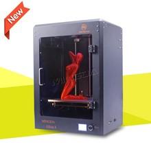 Made in china impressora 3D MD extrusora único 3D de impressora, Avançado FDM 3D printer max impressão 300 x 200 x 400 MM para a arquitetura e Br