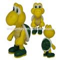 Otro tipo de estilo de super mario bros juguetes para los niños, super mario zapatillas