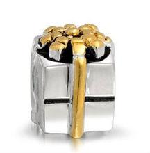 Contemporary professional enamel silver charm pendants