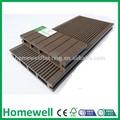 wood plastic composite pisos engenharia tipo decking de wpc