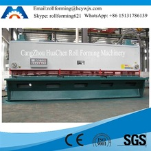 Hydraulic & Manual Cold Steel Coil Sheet Bending Machine From China