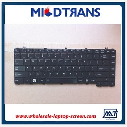 Best service SP language L645 -C645 for Toshiba laptop part keyboards