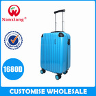 new arrival,4 aircraft wheels,zipper hard-shell ABS+PC trolley luggage set