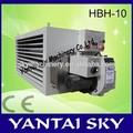 Céu hbh-10 air china fornecedor aquecedor de piscina aquecedor ce certificado